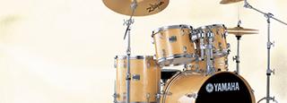 ジャズドラム